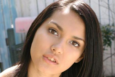 Maria Ozawa bikini closeup outdoors